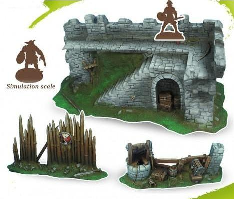 Drakerys: Scenery Set B