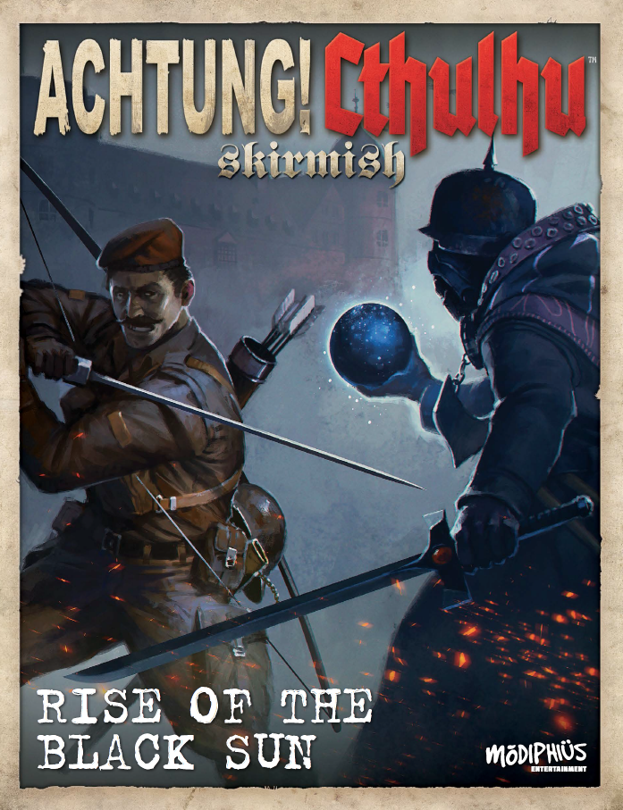 FREE Achtung! Cthulhu Skirmish Catalogue and Tales of the Crucible