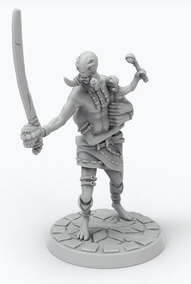 John Carter Miniatures: Sola - Modiphius Entertainment