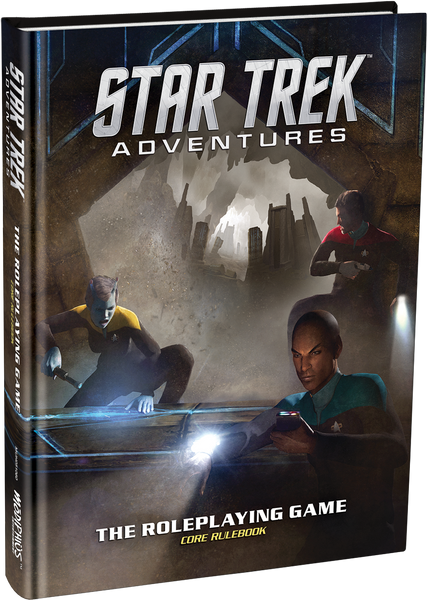Star Trek Adventures: Print & PDF Core Collection Warp Factor 1