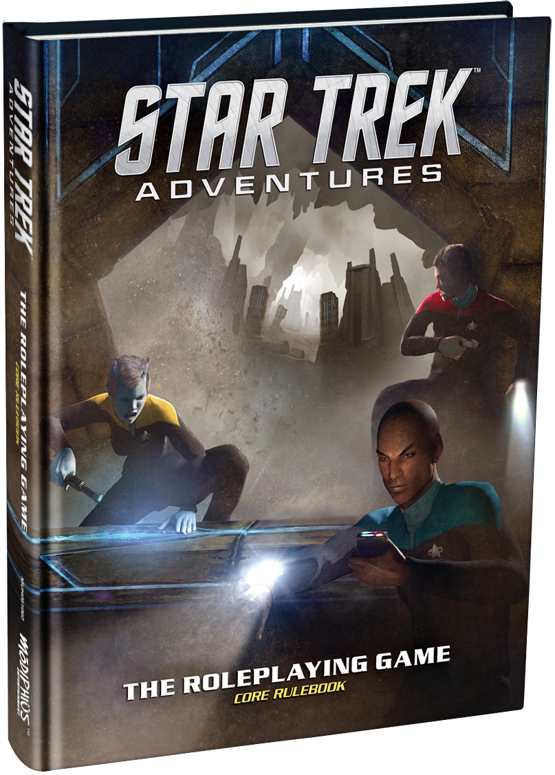 Star Trek Adventures: Gamemaster Bundle