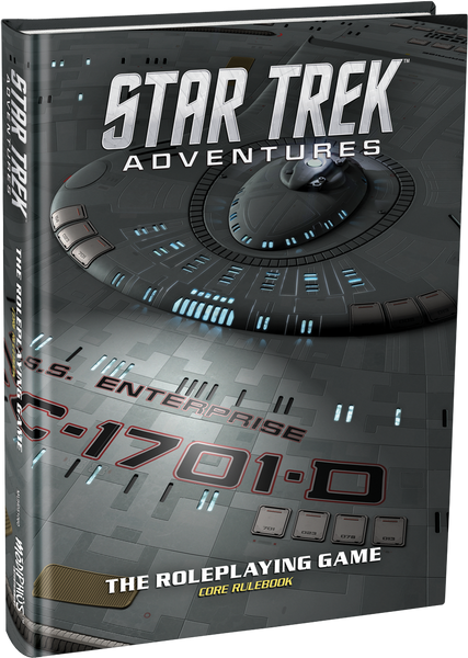 Star Trek Adventures: Print & PDF Core Collection Warp Factor 2