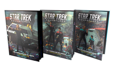 Star Trek Adventures: Captain's Bundle - Modiphius Entertainment