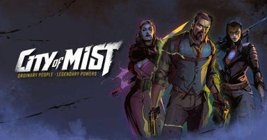 City of Mist: Starter Set - PDF (FREE) - Modiphius Entertainment