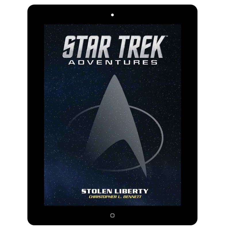 Star Trek Adventures: Stolen Liberty - PDF