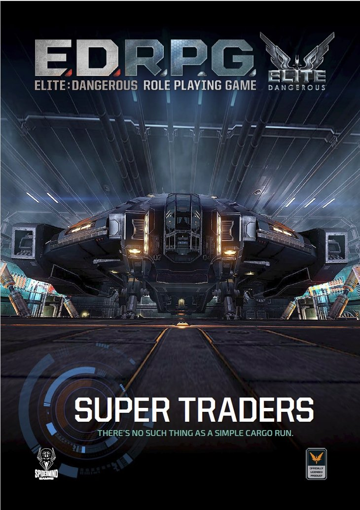 Elite Dangerous RPG - Super Traders Sourcebook - PDF
