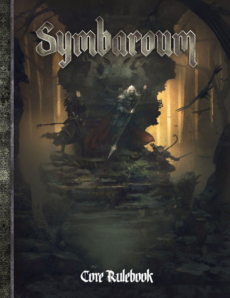 Symbaroum Core Book Modiphius Entertainment