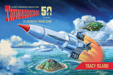Thunderbirds Board Game: Tracy Island Expansion #1 - Modiphius Entertainment