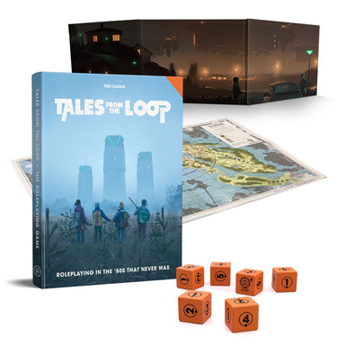 Tales from the Loop RPG: Gravitron Bundle - Modiphius Entertainment