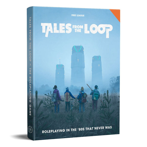 Tales from the Loop RPG: Rulebook - PDF