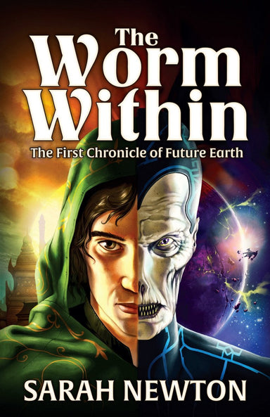 THE WORM WITHIN - The First Chronicle of Future Earth (novel) - Modiphius Entertainment
