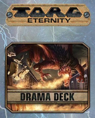 TORG Eternity: Drama Deck - Modiphius Entertainment