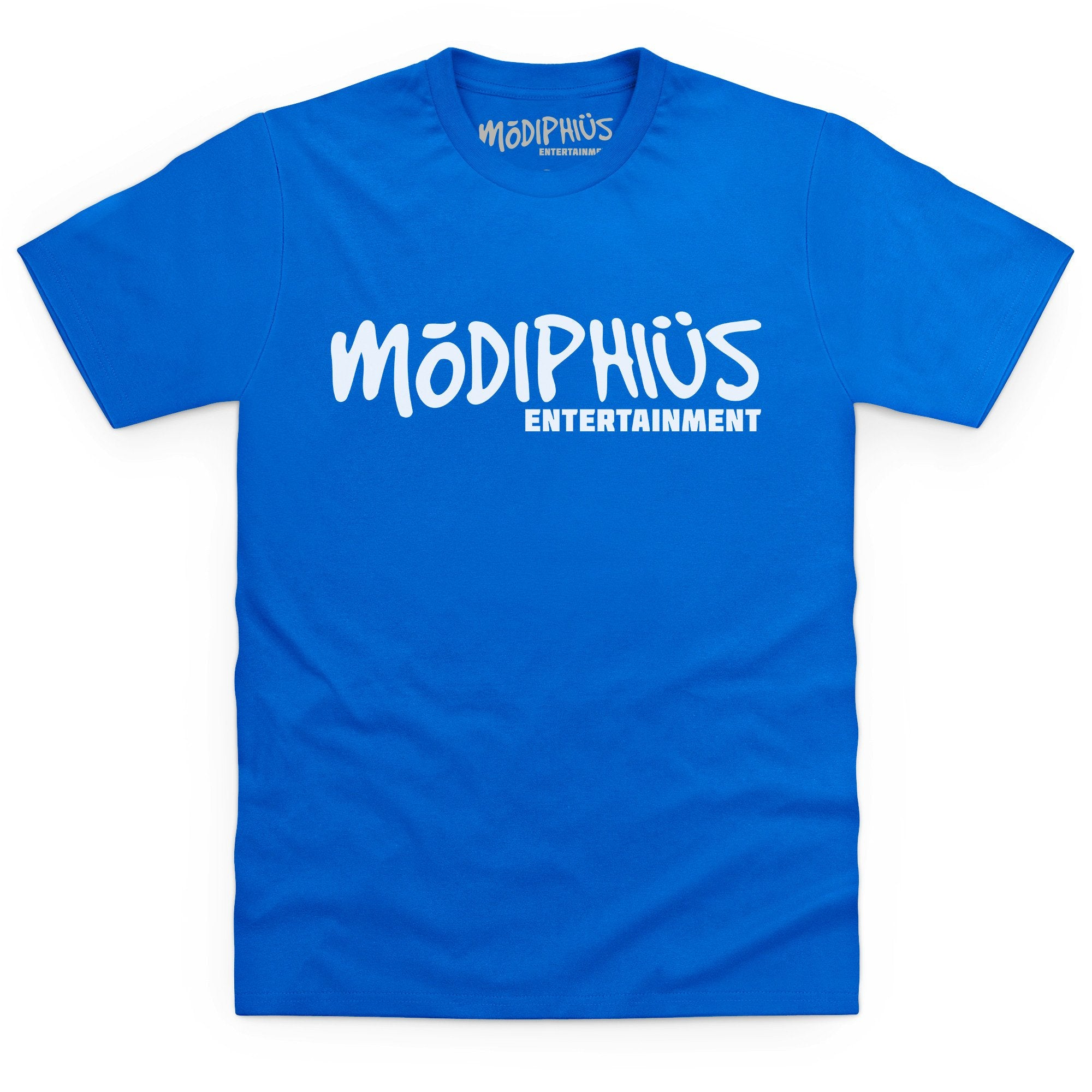 Modiphius logo (white) t-shirt