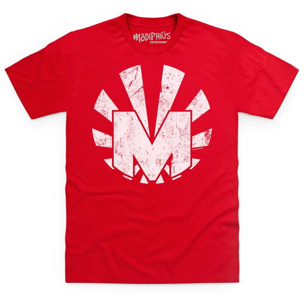 Mutant Chronicles: Mishima distressed t-shirt