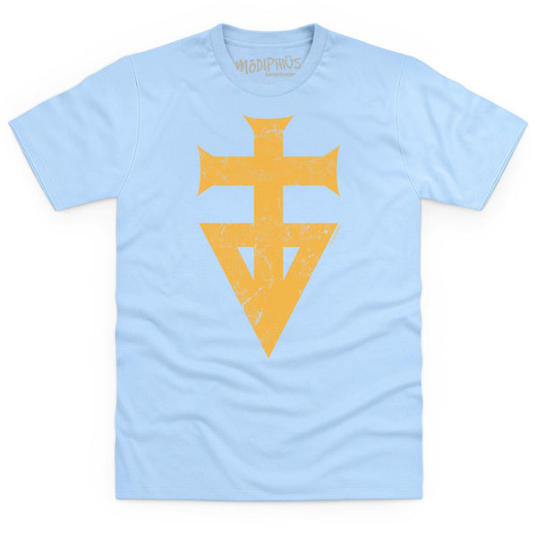 Brotherhood distressed t-shirt