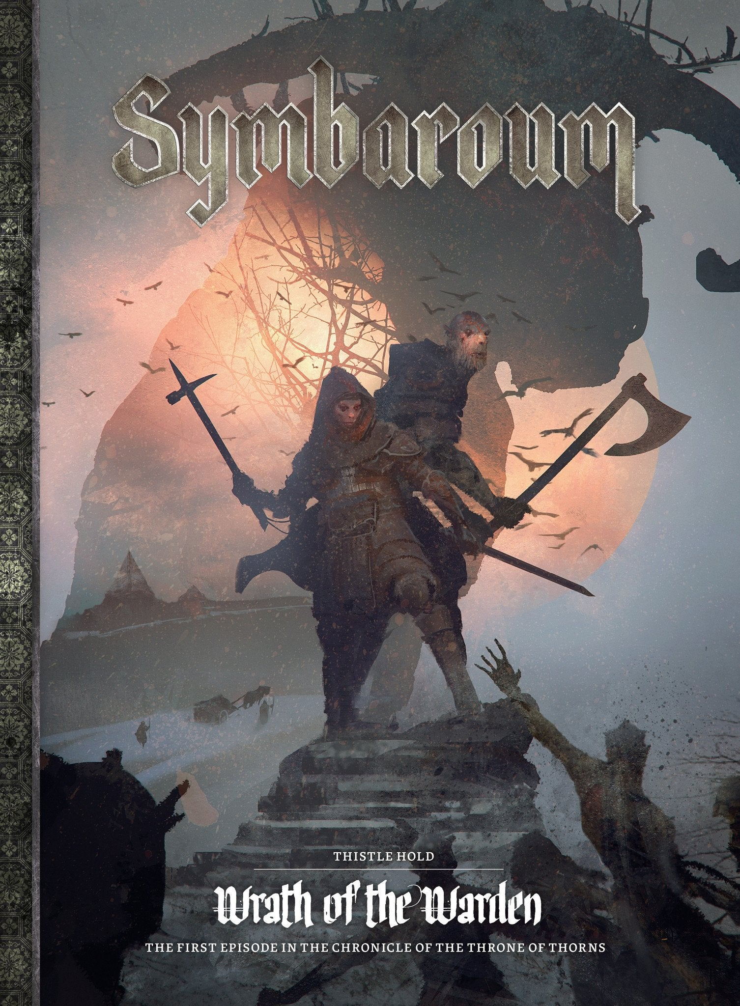 Thistle Hold: Wrath of the Warden: Symbaroum RPG (T.O.S.) -  Modiphius Entertainment