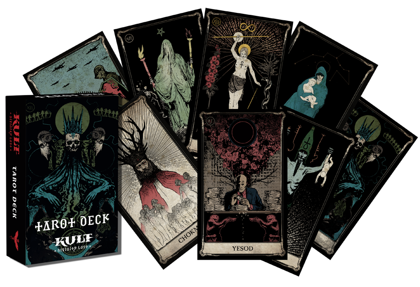 KULT: Divinity Lost - Tarot Cards - [Digital] - PDF