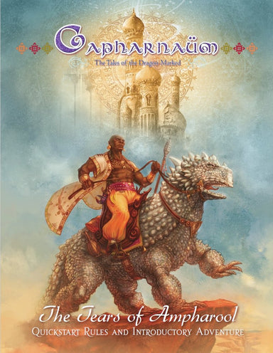 Capharnaum Quickstart: THE TEARS OF AMPHAROOL - Modiphius Entertainment