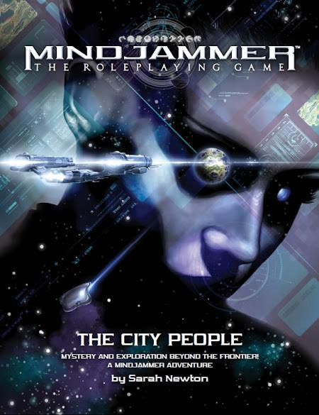 Mindjammer - The City People - PDF