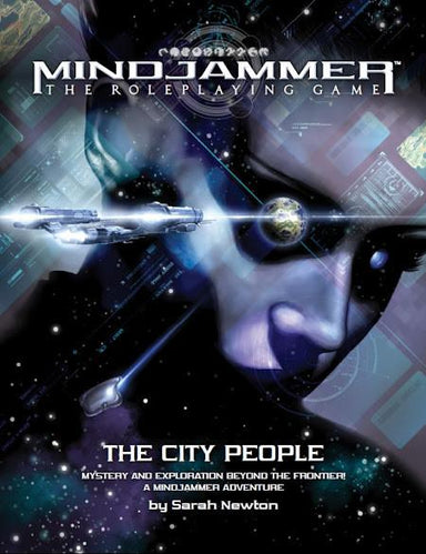 Mindjammer - The City People