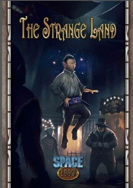 Space: 1889 The Strange Land (Savage Worlds Edition) - PDF