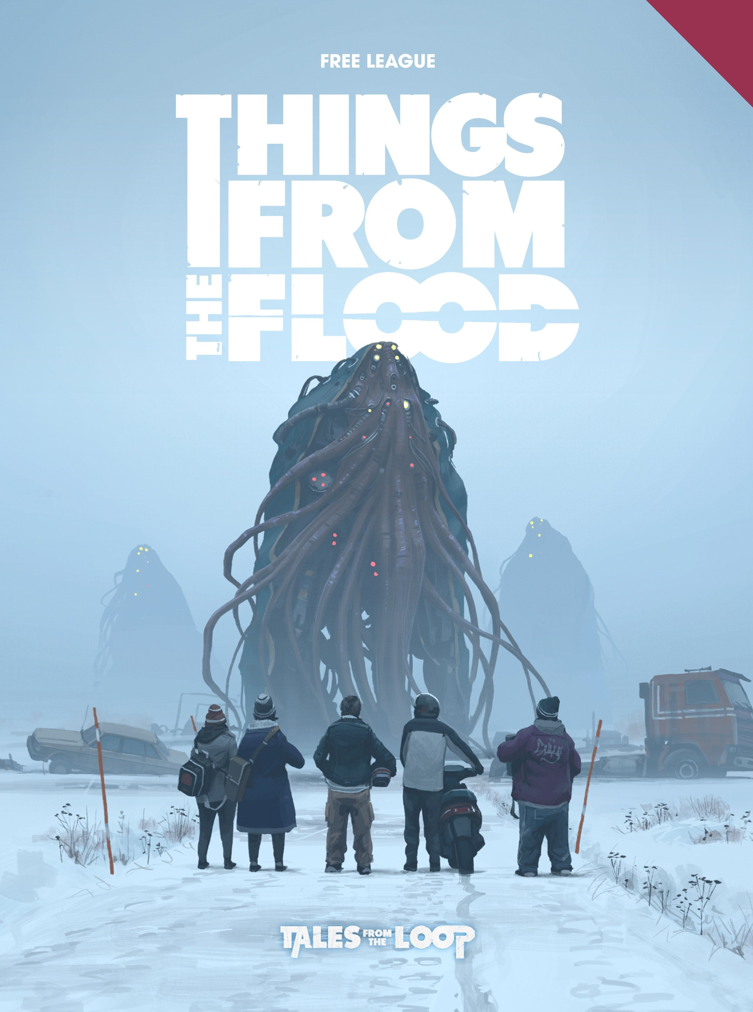 Tales from the Loop: Things from the Flood - PDF
