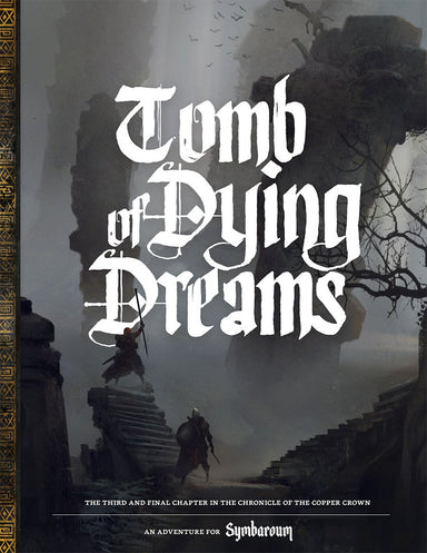 Symbaroum: Tomb of Dying Dreams - PDF