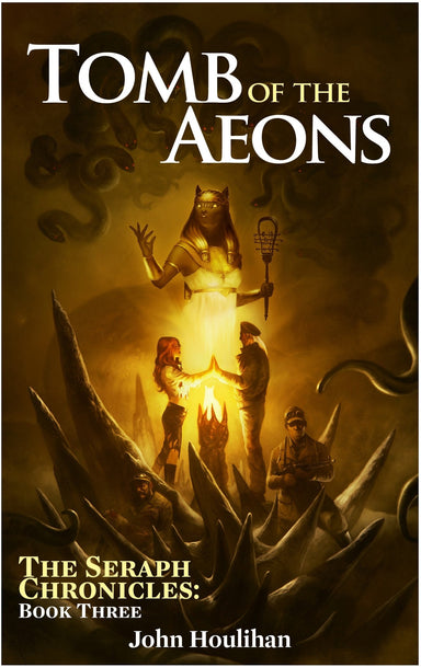 Achtung! Cthulhu Fiction: The Seraph Chronicles Vol 3. Tomb of the Aeons - PDF - Modiphius Entertainment