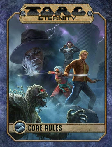 TORG Eternity Core Rules - Modiphius Entertainment