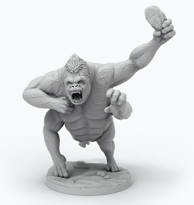 John Carter Miniatures: White Ape - Modiphius Entertainment
