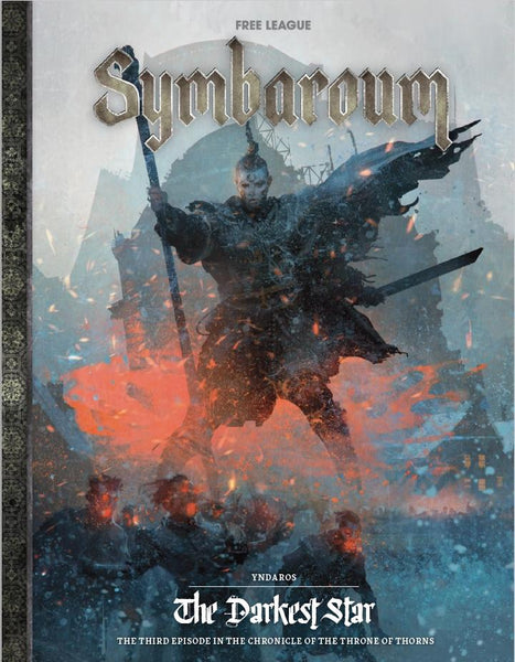 Symbaroum: Yndaros - The Darkest Star - PDF
