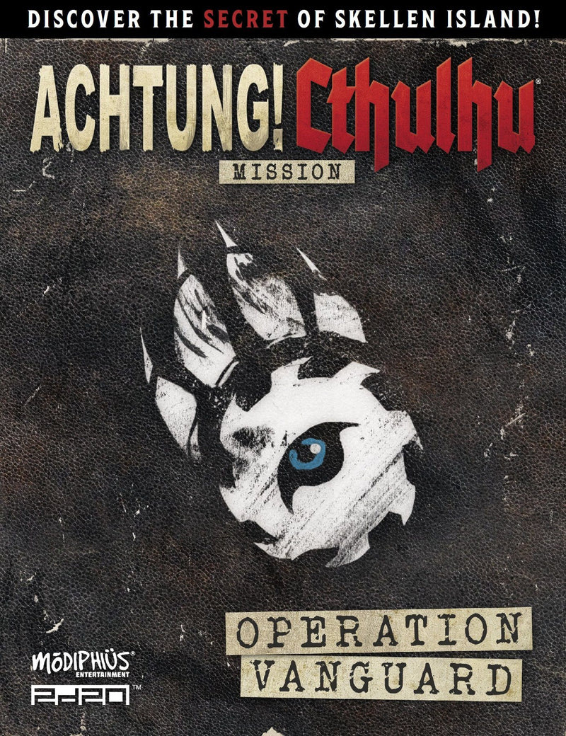 Achtung! Cthulhu 2d20: Operation Vanguard - PDF Achtung! Cthulhu 2d20 Modiphius Entertainment