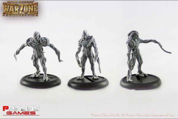 Mutant Chronicles Miniatures: Cable Marionettes set