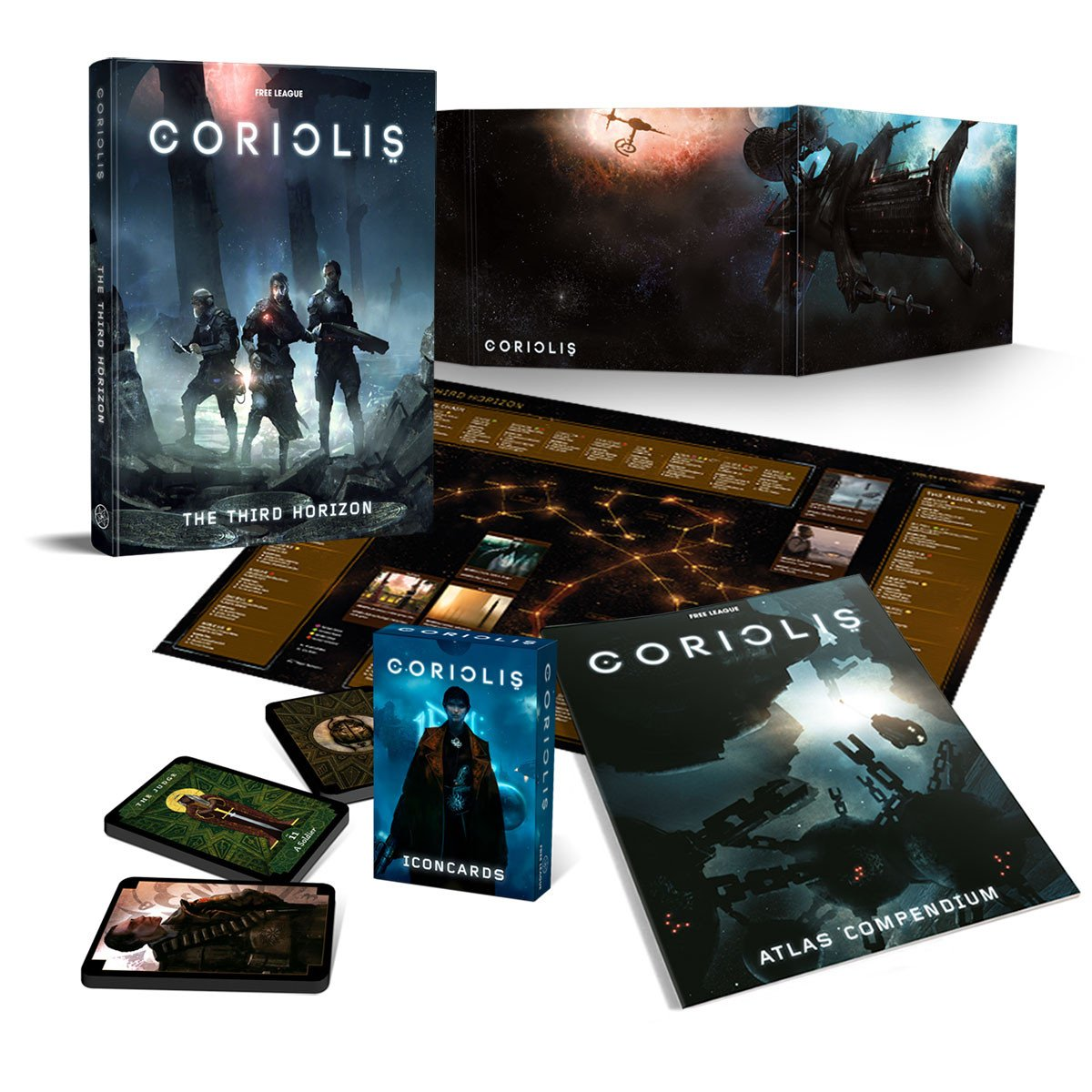 CORIOLIS - THE ICON BUNDLE