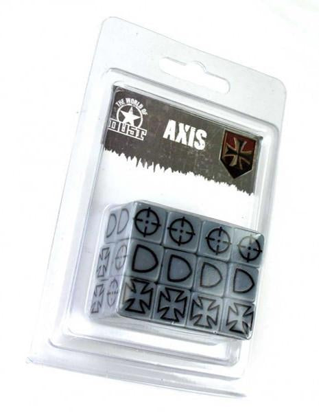 Dust Adventures - Role Playing Game - Axis Dice set