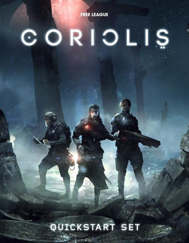 Coriolis The Third Horizon - Quickstart PDF - Modiphius Entertainment
