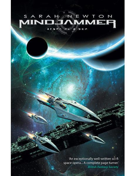 Mindjammer - The Novel - Modiphius Entertainment