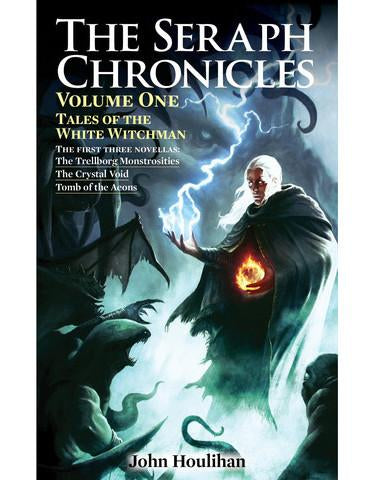 Achtung! Cthulhu Fiction - The Seraph Chronicles Volume One: Tales of the White Witchman - PDF - Modiphius Entertainment