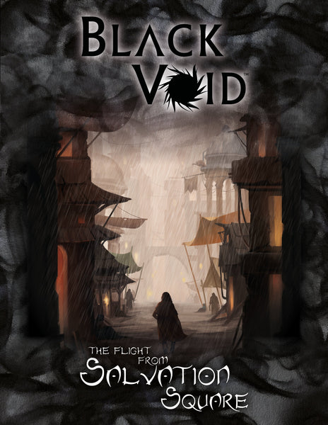 Black Void: The Flight from Salvation Square - PDF (FREE) - Modiphius Entertainment
