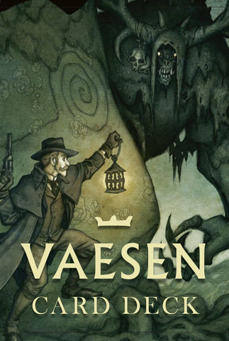 VAESEN – Nordic Horror Card Deck Vaesen Free League Publishing