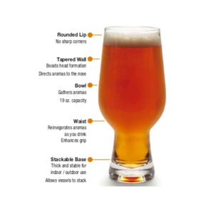 Craft Brew Glasses
