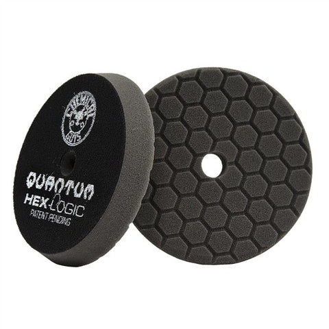 Hex-Logic Quantum Buffing Pad Black -6.5