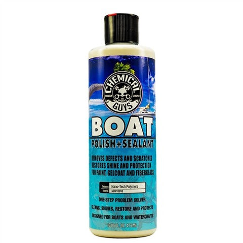 Boat Polish And Sealant