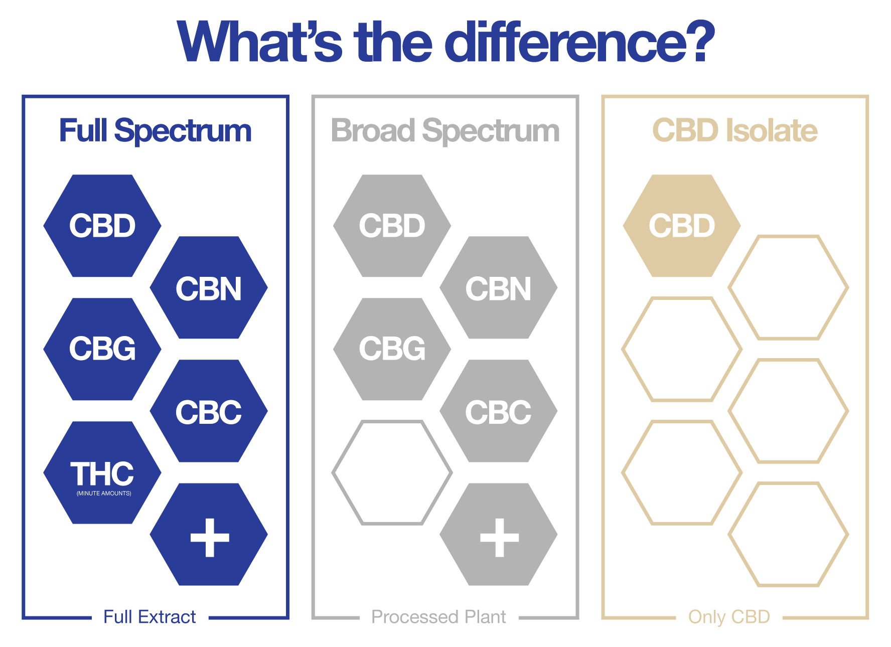 Differences Diagrams