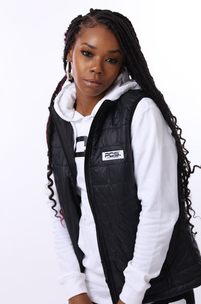 PCS Women's Hyper-Loft  Puffy Vest