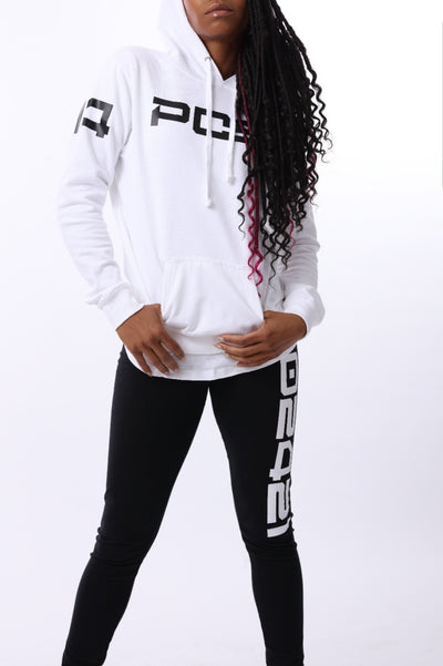 PCS Women's hooded pullover sweatshirt