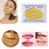 10pcs Golden Lip Masks