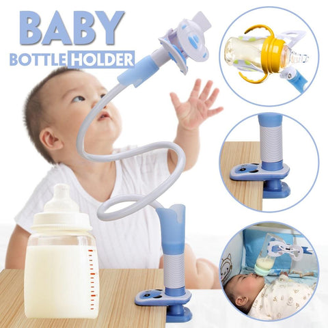 Baby Bottle Propping