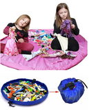 2 in 1 Toy Storage Bag