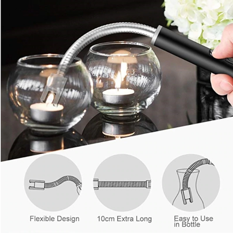 Flexible Electric USB Lighter
